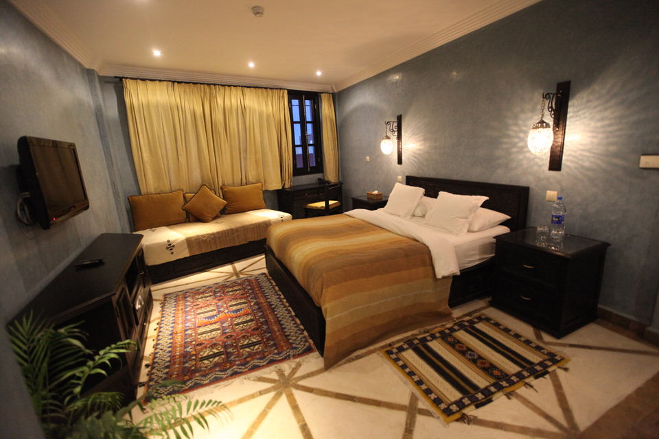 Habitación Deluxe Essaouira