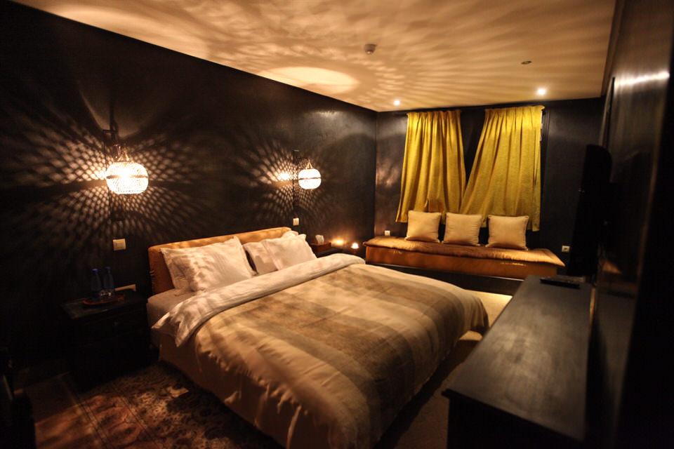 Habitación Tiznit con cama extragrande o 2 camas individuales